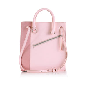 Pastel Boxy Bucket with Strap