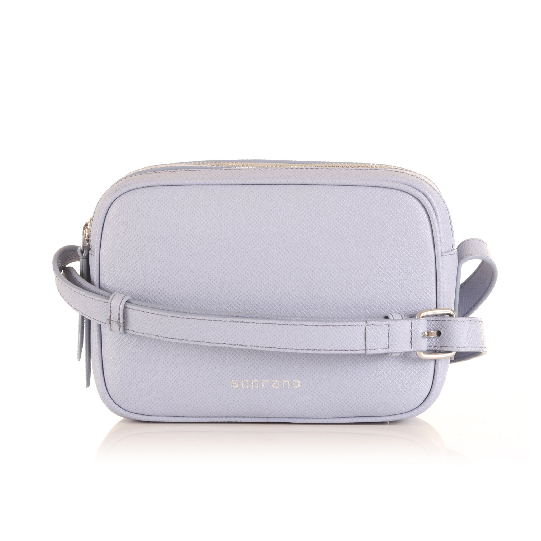 Uptown Double Zip Crossbody