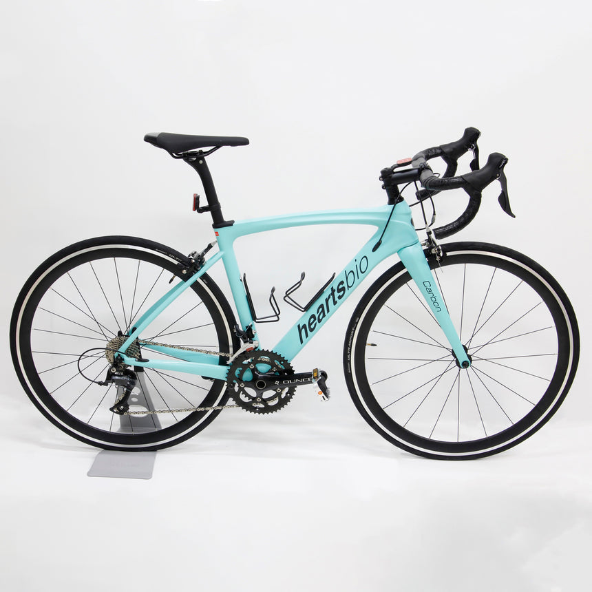 HeartsFit Model H – Carbon Frame Road Bike