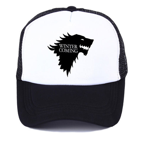 CASQUETTE LOUP CHIC UNISEXE