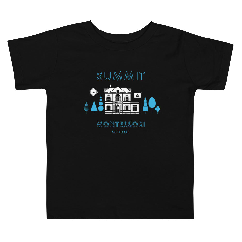 Schoolhouse Toddler T-Shirt