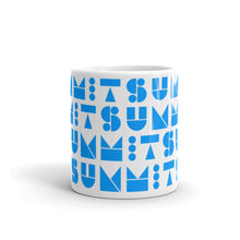 Load image into Gallery viewer, Stacked Shapes Pattern Mug