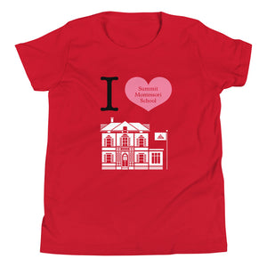 I Heart Summit Youth Short Sleeve T-Shirt