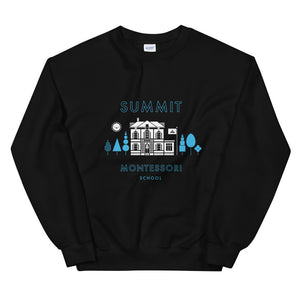 Schoolhouse Adult Unisex Sweatshirt