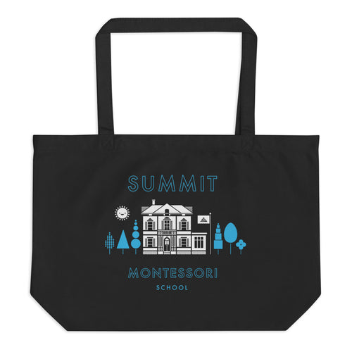 Schoolhouse Large Organic Tote