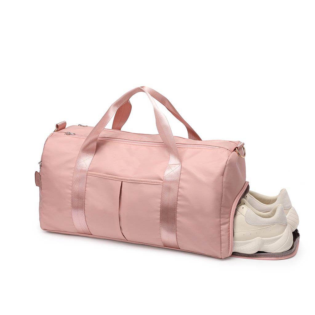 Olivia Pink Travel Bag