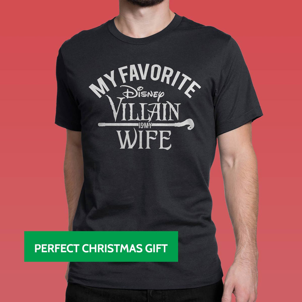 Villain Wife Shirt- Perfect Christmas Gift