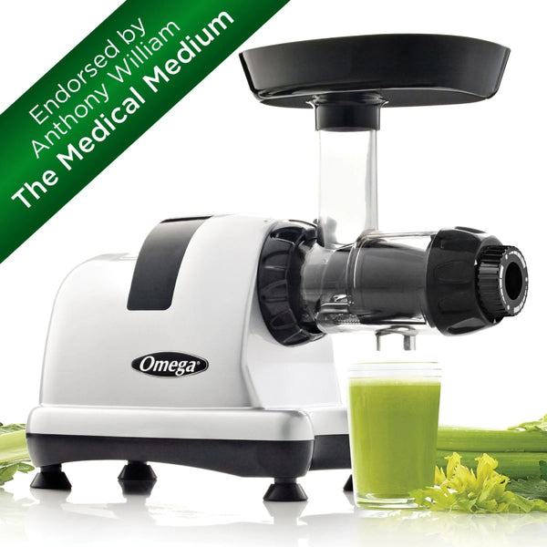 Omega MM900HDS Cold Pressed Celery Juicer