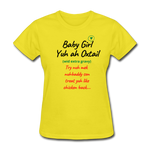 Yuh Ah Oxtail...introducing The Nicole Affirmations T-shirt