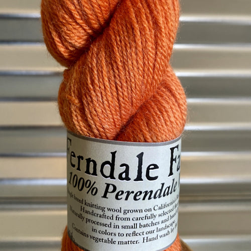 Ferndale Farms 100% Perendale Wool Yarn