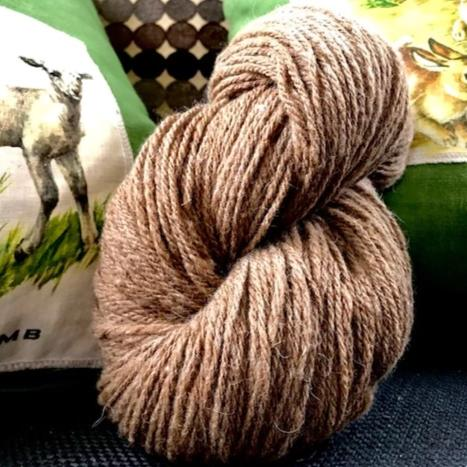 RiskUmbrage Yarn- 90% Wool & 10% Angora