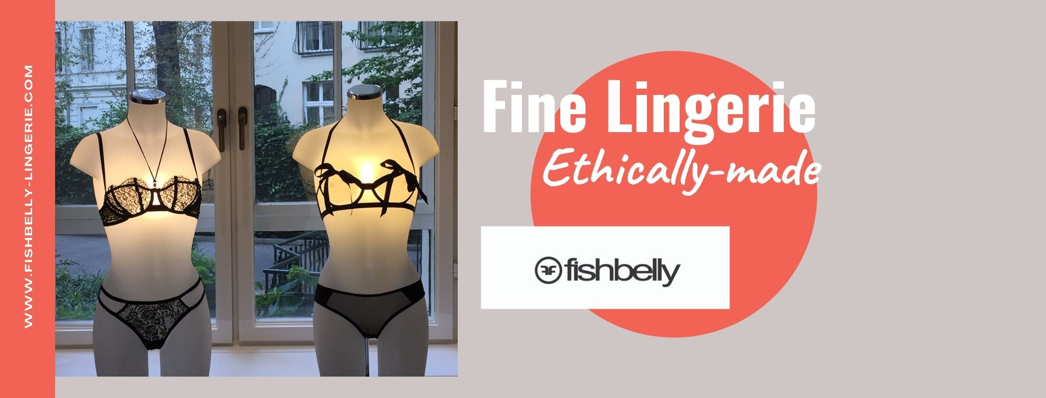 fishbelly Berlin ethically made Lingerie