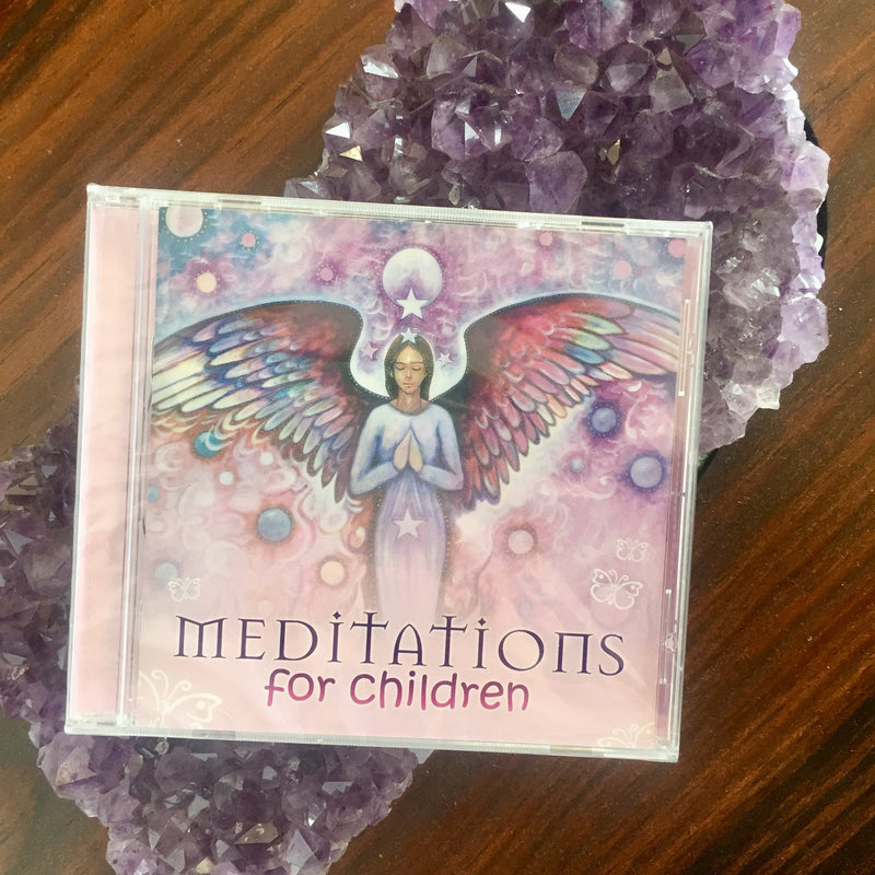 Mediations for children cd