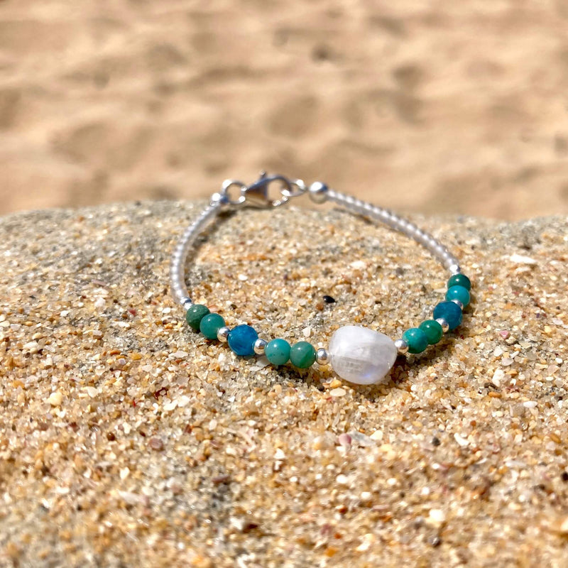 Mermaids have more fun Bracelet for healing