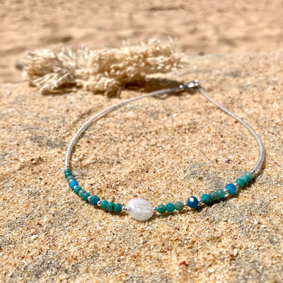 Mermaids have more fun Necklace for healing