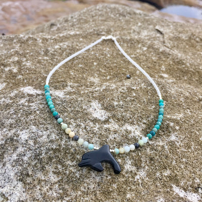 The Dolphin Kids Necklace