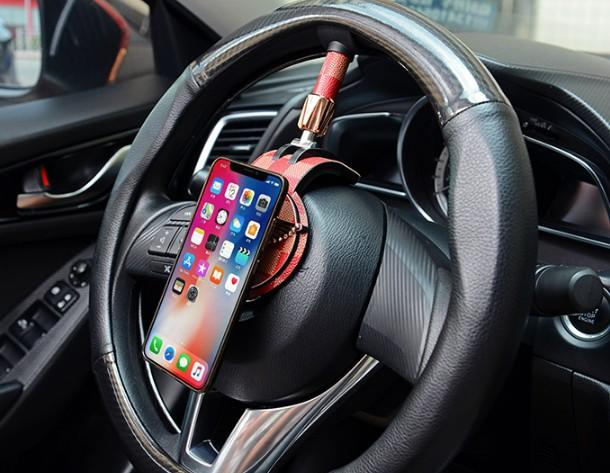 (70% OFF Today)Car Bracket Gyroscope Mobile Phone Bracket
