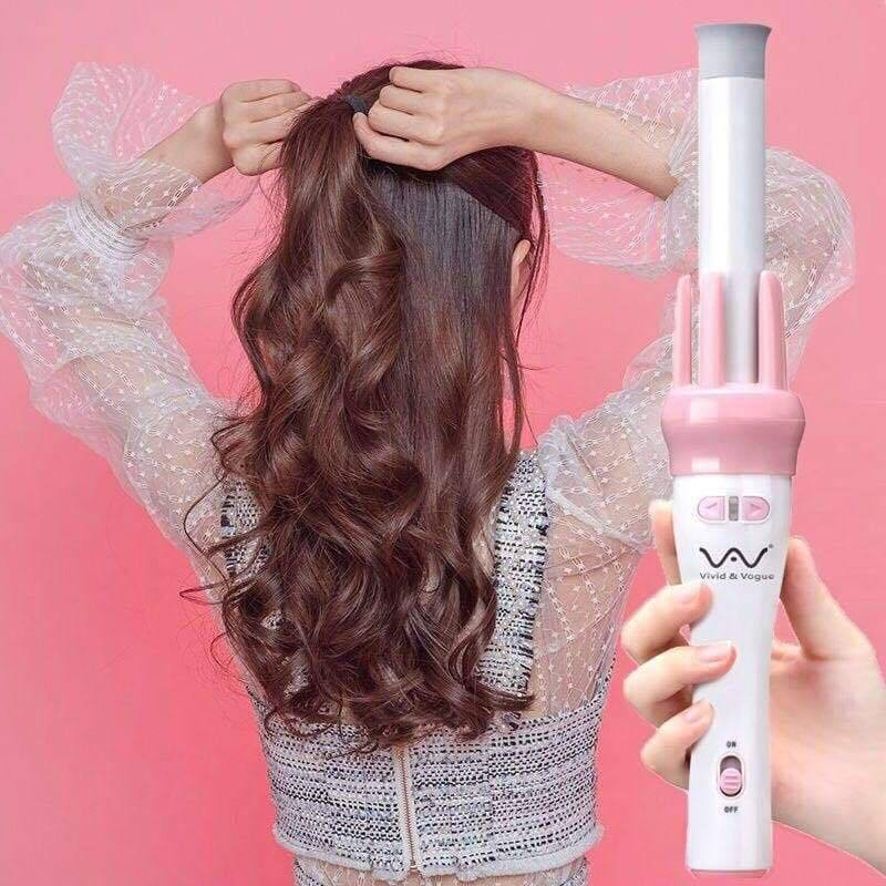 【🤩 brand new and high quality】CERAMIC AUTOMATIC CURLER