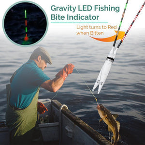 Gravity LED Fishing Bite Indicator🔥Last day promotion
