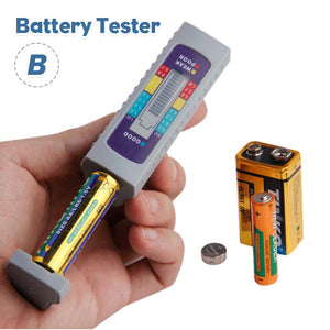 【🔥Last day special】Battery Tester