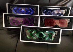 2019 LED Glowing Glasses Party 🔥Last day promotion !