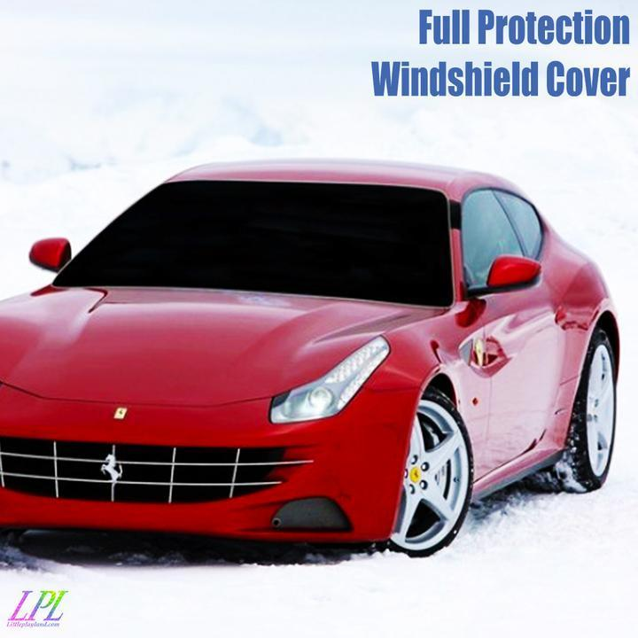Full Protection Windshield Cover-First 100 Customers Only!!!
