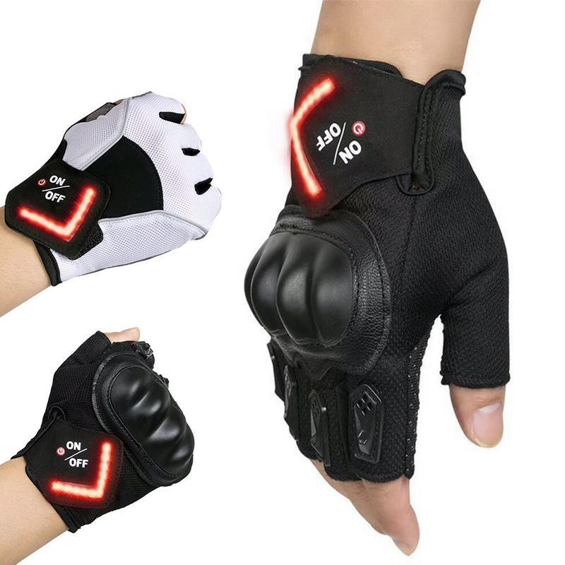 【🔥Buy 2 Extra 20% OFF】- Turn to gravity sensing LED gloves - USB charging