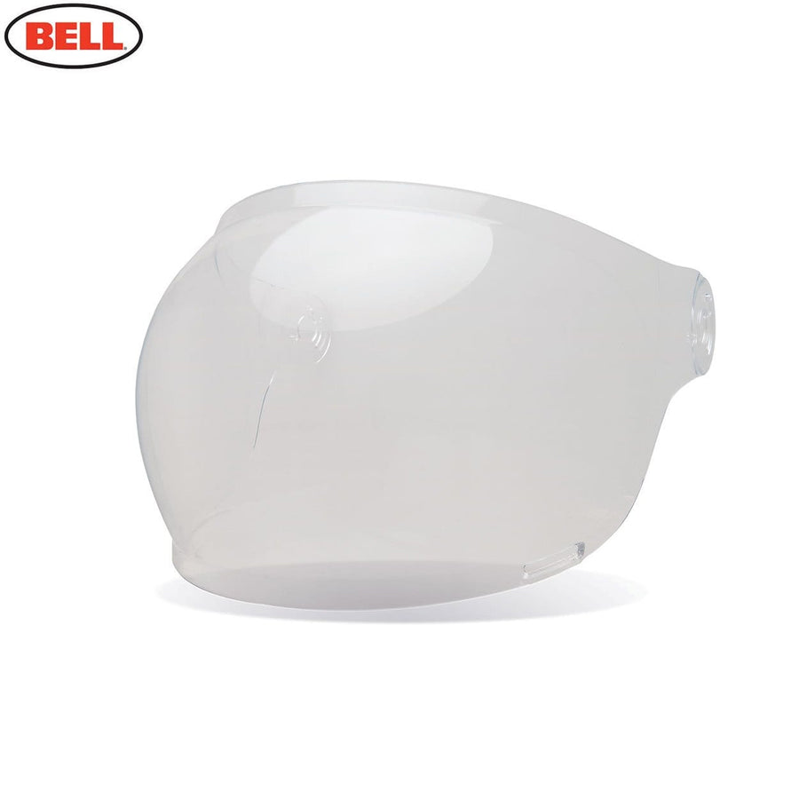 Bell Bullitt Bubble Shield (Brown Tabs)