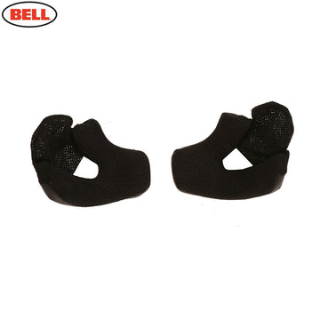 Bell Bullitt Cheek Pads in Black