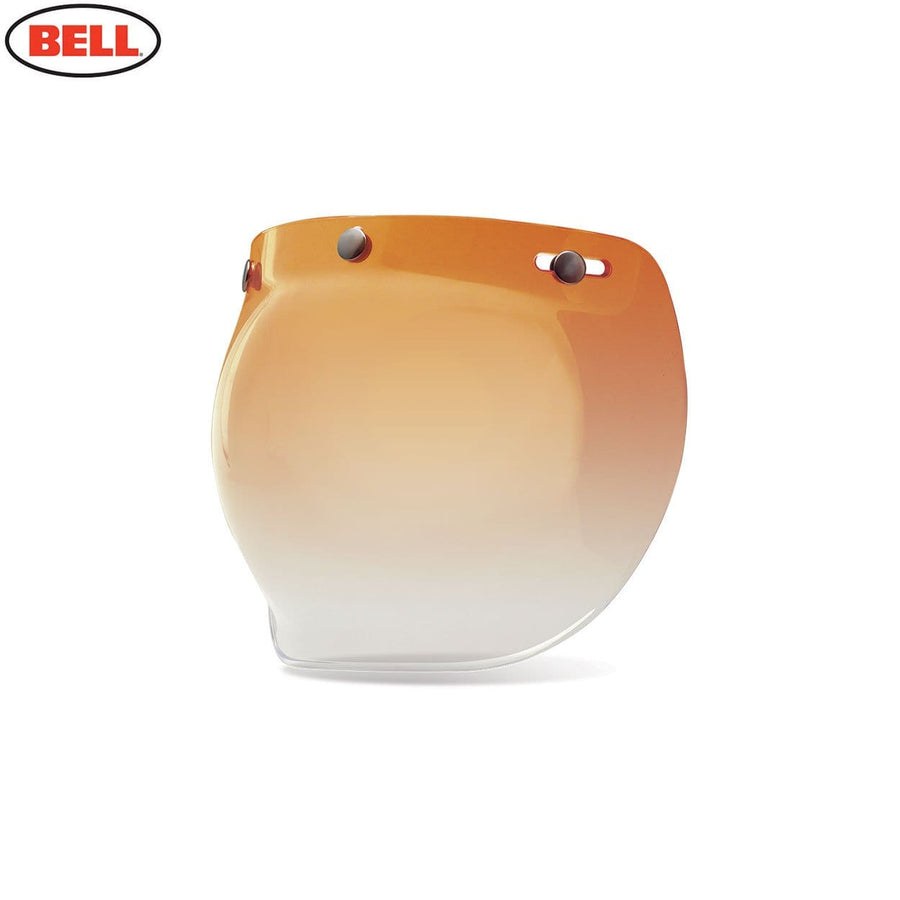 Bell Custom 500 3-Snap Bubble Shield