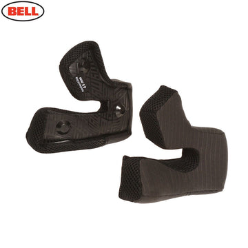 Bell Moto 9 Cheek Pad Sets in Black