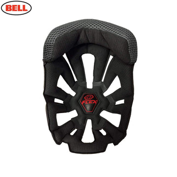 Bell Moto 9 Flex Top Pad Liner in Black