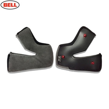 Bell MX-9 Cheek Pad Set in Black