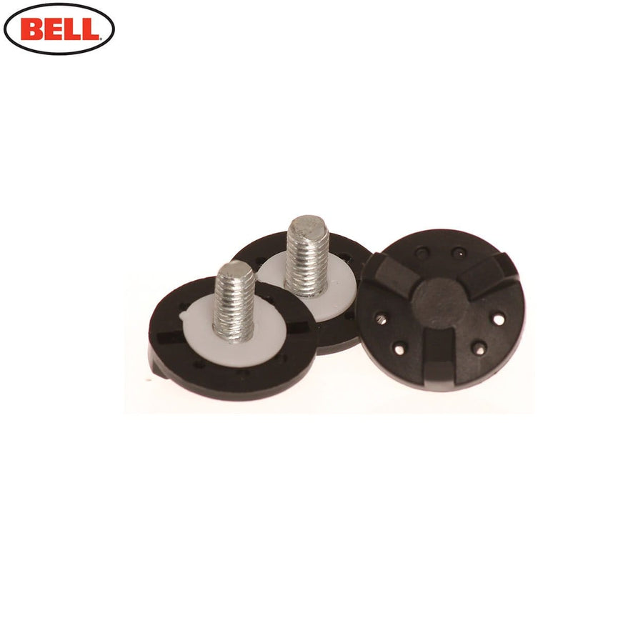 Bell SX-1 Peak Screws Black (2pcs)