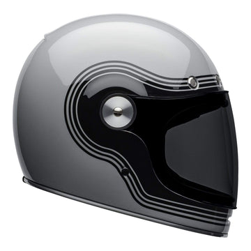 Bell 2020 Cruiser Bullitt Adult Helmet in Flow Gray / Black