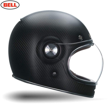 Bell 2020 Cruiser Bullitt Carbon Adult Helmet in Carbon Matte