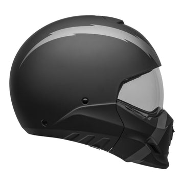 Bell Cruiser 2020 Broozer Adult Helmet in Arc Matte Black / Gray