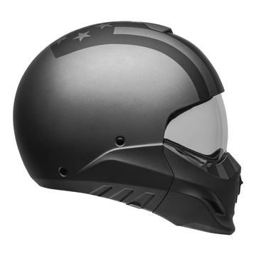 Bell Cruiser 2020 Broozer Adult Helmet in Free Ride Matte Gray / Black