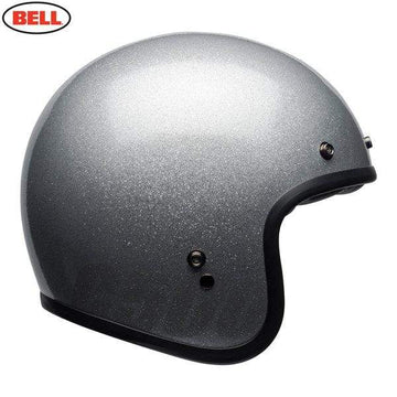 Bell Cruiser 2020 Custom 500 DLX Adult Helmet in Flake Silver