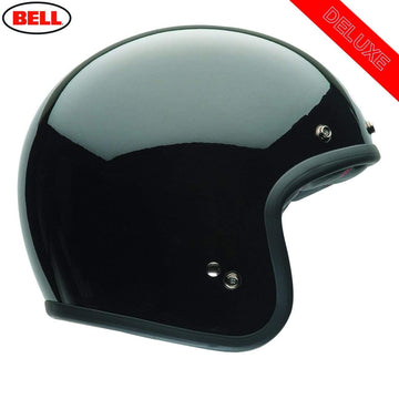 Bell Cruiser 2020 Custom 500 DLX Adult Helmet in Solid Black