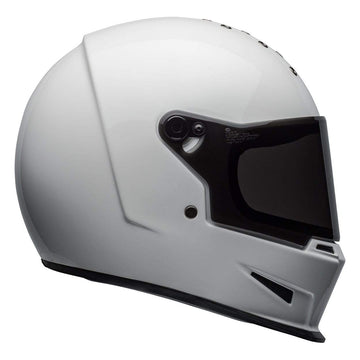 Bell Cruiser 2020 Eliminator Adult Helmet in Solid White