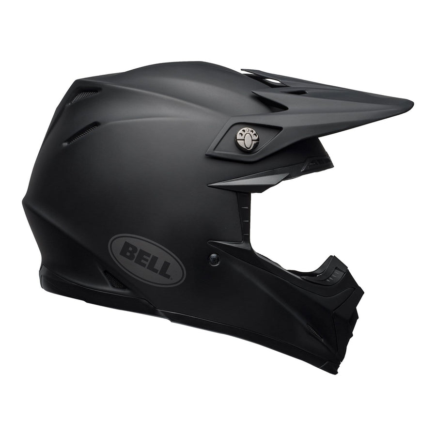 Bell MX 2020 Moto-9 Mips Adult Helmet in Matte Black