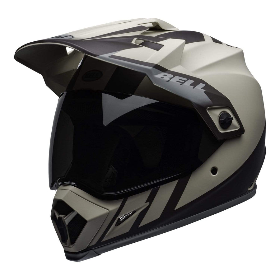 Bell MX 2020 MX-9 Adventure Mips Adult Helmet in Dash Sand / Brown / Grey
