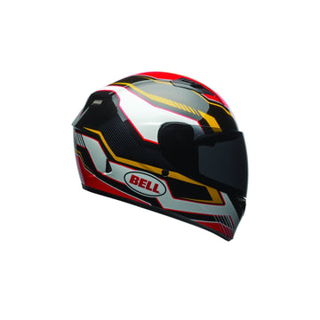 Bell Street 2018 Qualifier STD Adult Helmet in Torque Black / Gold