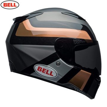 Bell Street 2018 RS2 Adult Helmet in Empire Black / Copper