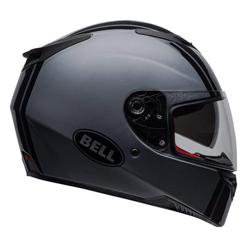 Bell Street 2020 RS2 Adult Helmet in Rally Black / Titanium