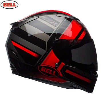 Bell Street 2020 RS2 Adult Helmet in Tactical Red / Black / Titanium