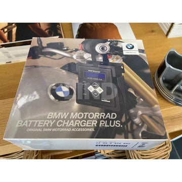 BMW Battery Charger Plus (UK Plug)