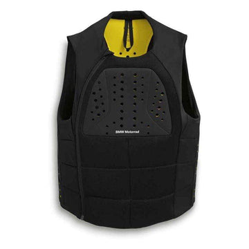 BMW Men's Back Protector Vest Black