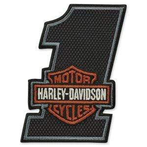 Harley-Davidson® #1 Bar & Shield Emblem